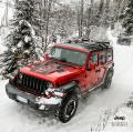 Справжнє бездоріжжя – це лише для Jeep!