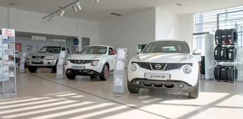 Nissan - ВиДи Армада